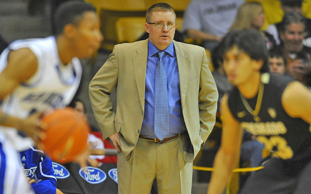 Aside from foster parent, Mark Slessinger has a demanding full-time job as New Orleans hoops coach. (USATSI)
