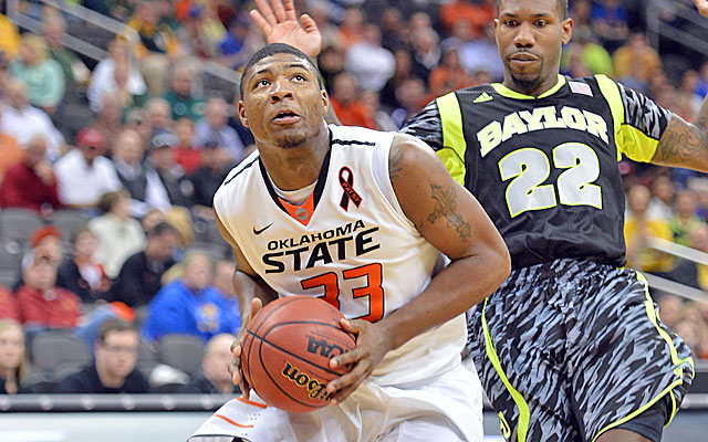 With Marcus Smart leading the charge, Oklahoma State will seek a deeper NCAA run this time around. (USATSI)