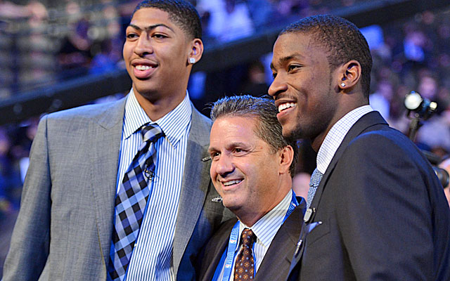 Calipari has proven himself as a top recruiter at every college coaching stop. (USATSI)