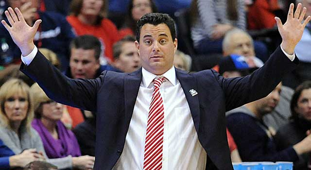 Sean Miller and the Wildcats will face Duke in the Preseason NIT final. (USATSI)
