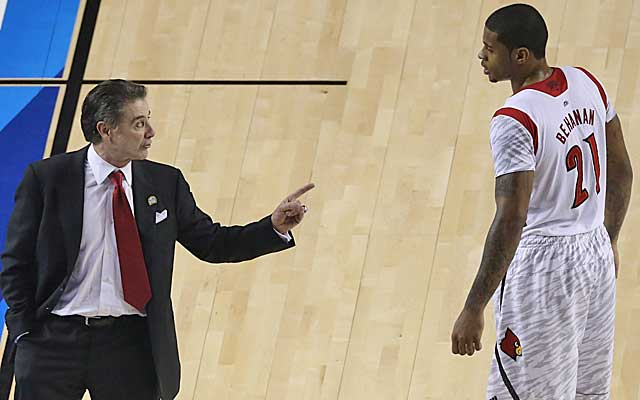 Rick Pitino says Chane Behanan's return is possible but not probable. (USATSI)