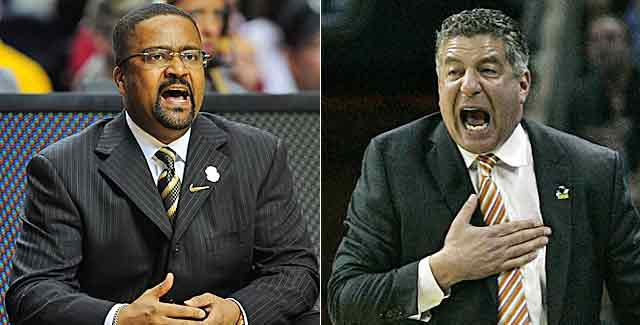 Frank Haith and Bruce Pearl essentially did the same thing -- lie to the NCAA. (USATSI)