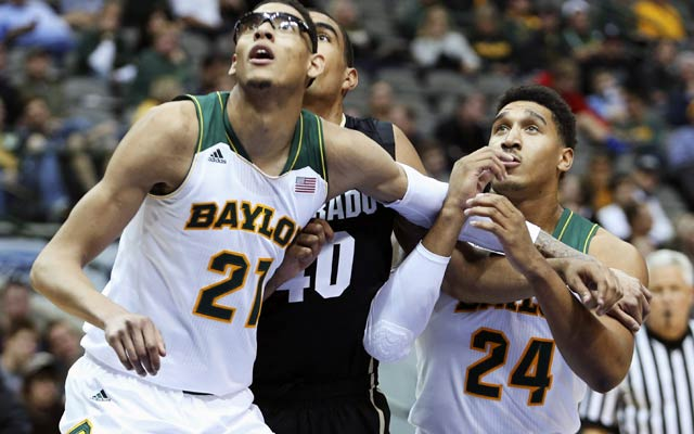 Baylor and Colorado could both end up in the NCAA tournament. (USATSI)