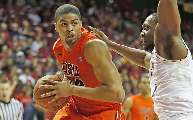 How key is Devon Collier to Oregon State's success? Just ask the Beavers, who lost to Coppin State without its 6-8 forward. (USATSI)