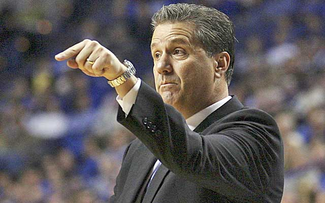 Will the Knicks be calling John Calipari soon?(USATSI)
