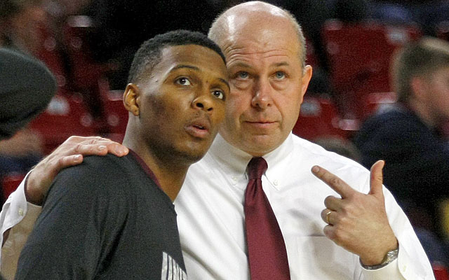 Jahii Carson helped ASU win 22 games last season, moving Herb Sendek off the hot seat in Tempe. (USATSI)