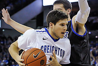 Doug McDermott scores 21 of his 33 points in the second half, and also adds 15 rebounds and two steals. (USATSI)