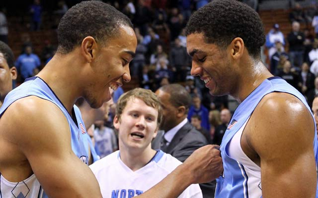 Besides UNC fans, no one could predict an easy UNC win over Louisville. (USATSI)