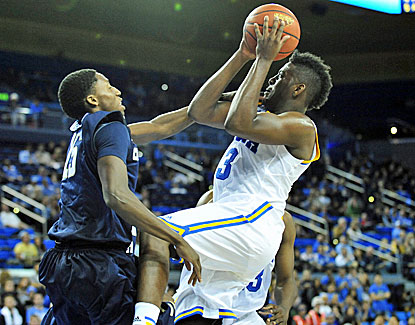 Jordan Adams scores a team-high 22 points as UCLA runs past Chattanooga to remain unbeaten. (USATSI)