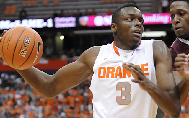 Jerami Grant is putting in strong performances at Syracuse. (USATSI)