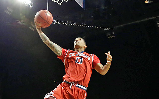 St. John's easily converts turnovers into points against Georgia Tech, thanks to its up-tempo defense. (USATSI)