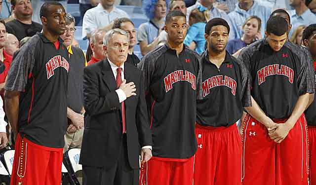 The last time we saw Gary Williams, he was patrolling Maryland's sideline. (USATSI)