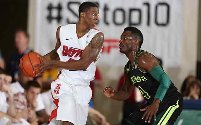 Jordan Sibert leads the way at 14.4 ppg, but Dayton is diversified on offense. (USATSI)