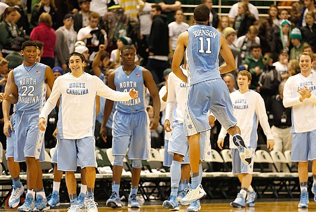 The Jekyll side of the Tar Heels shows up to add to the strange case of North Carolina's season.