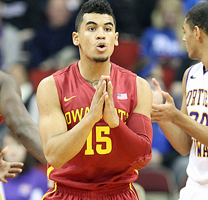 No. 17 Iowa State rallies from an 18-point deficit, keeping its perfect record intact with an OT win.  (USATSI)