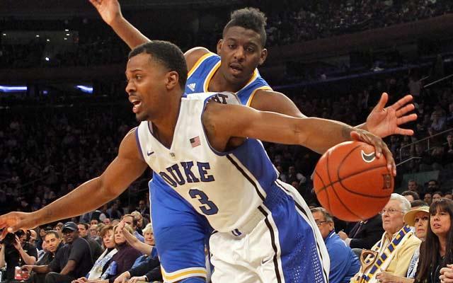 Players like Tyler Thornton will decide how far Duke goes in the NCAA tournament. (USATSI)