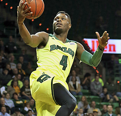 No. 12 Baylor wins its 10 straight game, cruising past Southern to head into the holiday on a high note.  (USATSI)