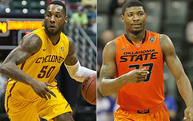 DeAndre Kane may be the Big 12's best guard after Marcus Smart. (USATSI)