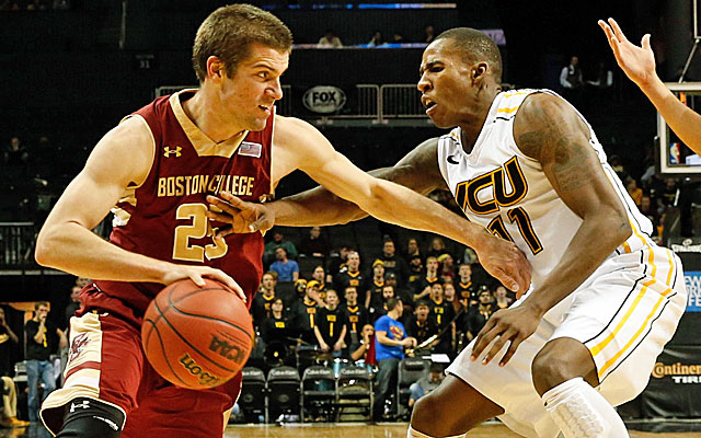 VCU clamps down on defense, forcing Boston College into 23 turnovers. (USATSI)