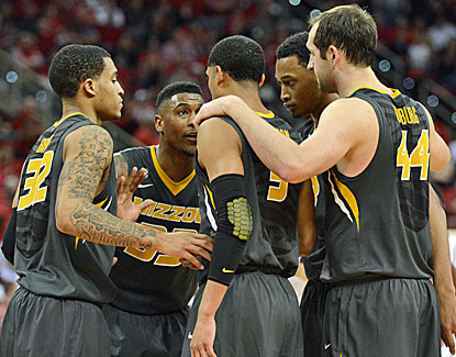 Missouri rallies in the second half, erasing a pair of 10-point deficits to defeat North Carolina State. (USATSI)