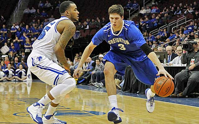 Doug McDermott (No. 2 in national scoring) has some work to do to win a scoring title. (USATSI)
