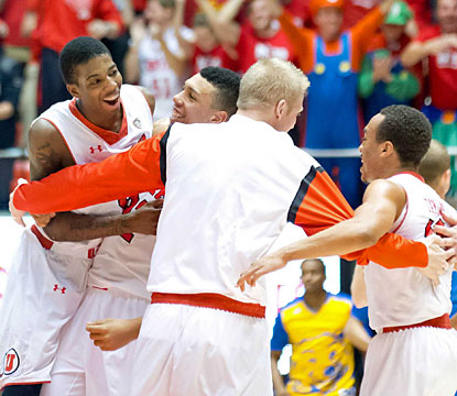 The Utes prevail in Salt Lake City for their first win over the Bruins since the 1983 NCAA Tournament. (USATSI)