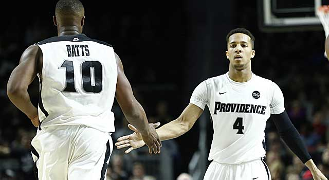 The Friars would make their first NCAA tourney appearance since 2004. (USATSI)