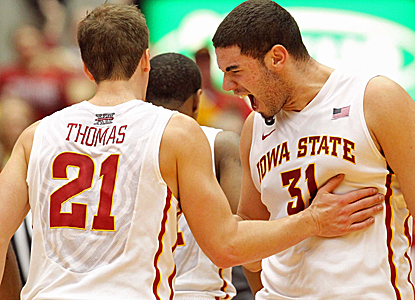 Iowa State has been sliding of late, but the No. 16 Cyclones manage to hold off No. 23 Oklahoma on Saturday.  (USATSI)