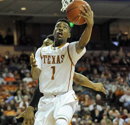 Isaiah Taylor chips in with 16 points as No. 19 Texas makes easy work of Oklahoma State.  (USATSI)