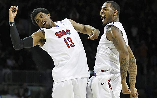 SMU recently jumped into the AP Top 25 for the first time in 19 years.  (USATSI)