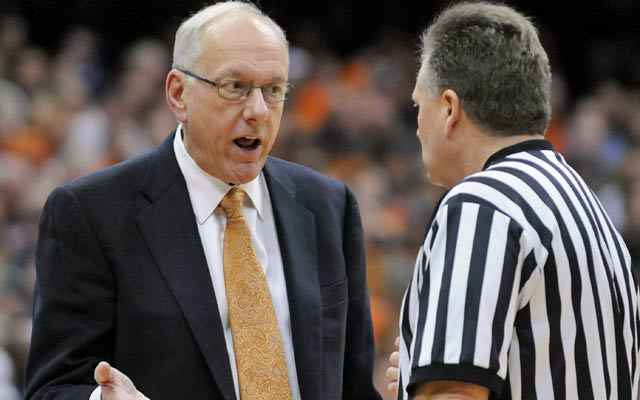 Jim Boeheim's team has two bad home loses to BC and Georgia Tech. (USATSI)