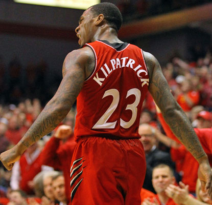 Sean Kilpatrick nets a season-high 34 to keep the Bearcats in a tie for first place in the AAC.  (USATSI)