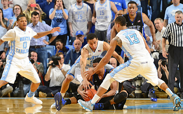 Defense was the difference when North Carolina took down Duke in Chapel Hill last month. (USATSI)