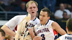 Bracketology: Zags are in