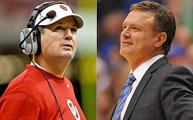 The Big 12 boasts impressive depth in football and basketball. (USATSI)