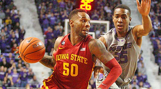 Follow LIVE: Iowa State-Kansas State