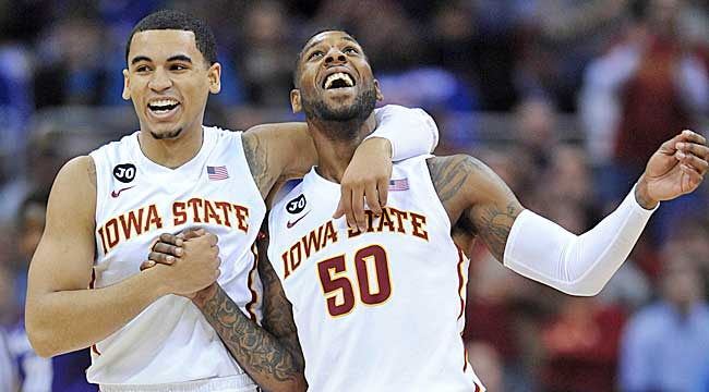 Big 12: Iowa State slips past Kansas State