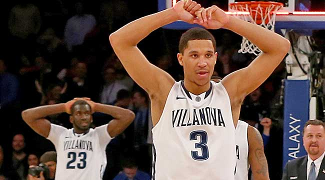Bracketology: Loss costs Nova a No. 1 seed