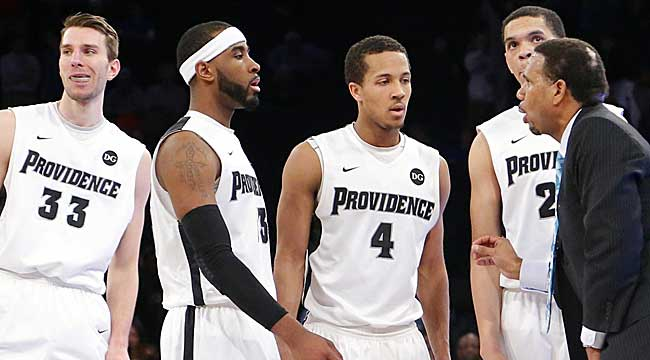 Bubble teams: Providence helps cause, tops SJU