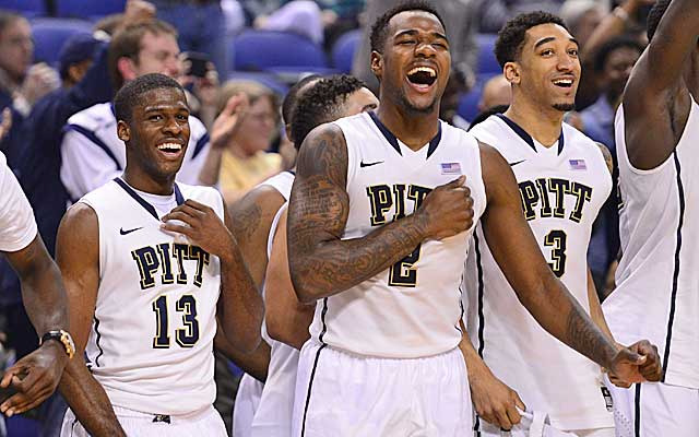 Pitt gets another shot at a signature win for its tourney case.