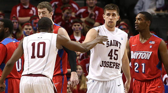 Borzello: Saint Joseph's has solid case for NCAAs