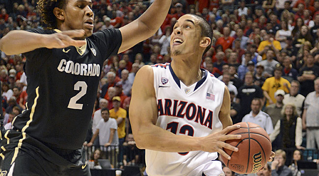 Follow LIVE: Arizona, Buffs in Pac-12 semis