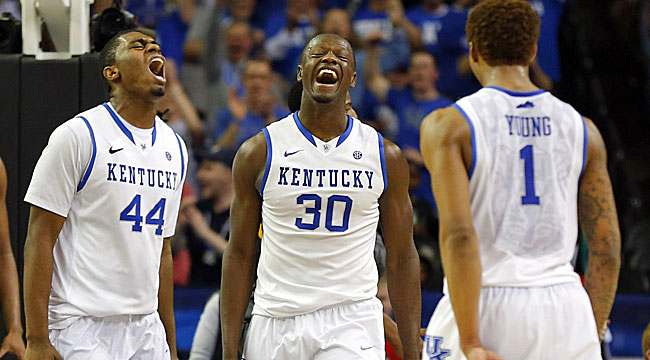Doyel: Showing life, can Kentucky keep it up?