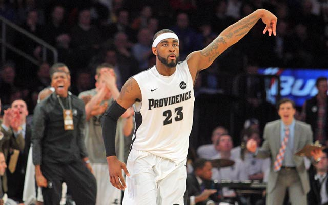 Thanks to LaDontae Henton, Providence will have a shot at an automatic bid Saturday night. (USATSI)