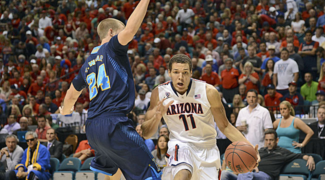 UCLA knocks off No. 4 Arizona to win Pac-12