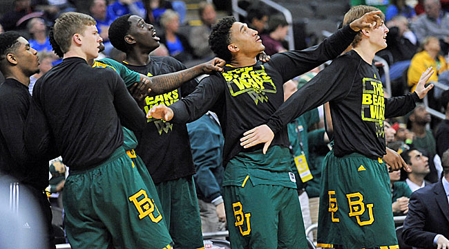 Follow LIVE: Baylor faces ISU for Big 12 title