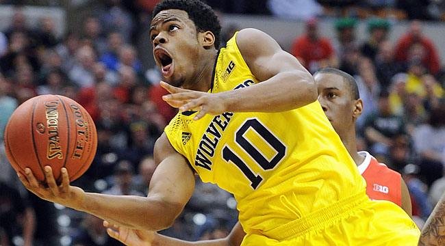 Bracketology: Michigan fourth 1 seed -- for now
