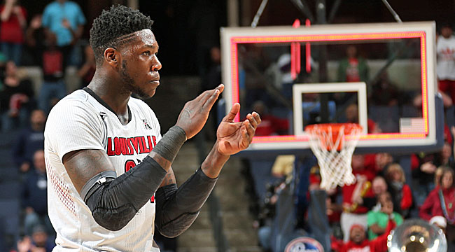 Parrish: Top seed or not, Louisville on a big roll
