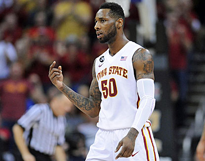 DeAndre Kane scores a game-high 17 points as Iowa State wins its first Big 12 title since 2000. (USATSI)