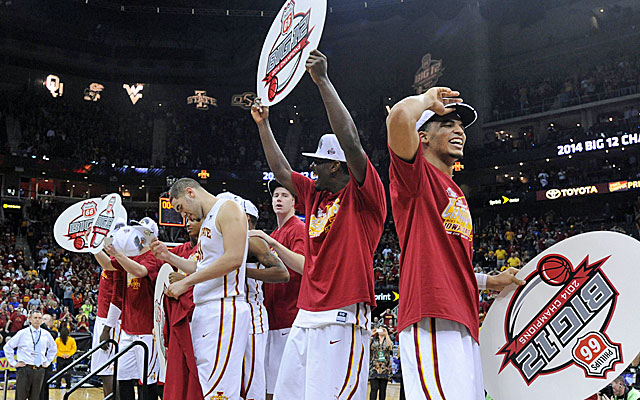 Iowa State beats Baylor to win its first Big 12 tournament title in 14 years. (USATSI)